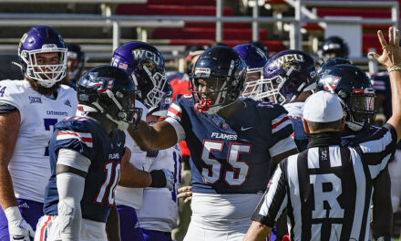 No. 23 Liberty anxious for Prime Time Top 25 showdown in Cure Bowl