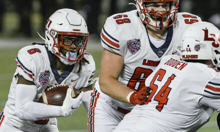 Way too early bowl projections put the Liberty Flames in a new destination