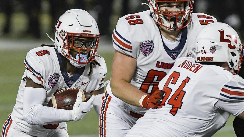 Liberty finishes season ranked No. 17, highest ranking in program history