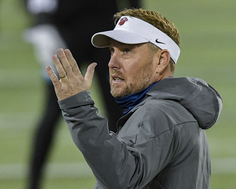 Hugh Freeze to be part of ESPN's Coverage of National Championship Game