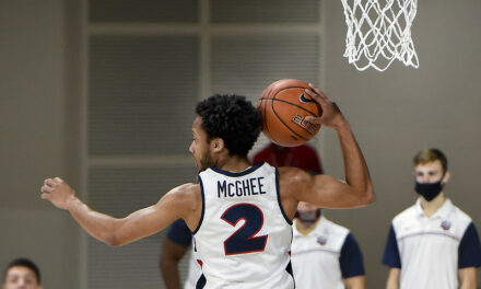 McGhee's career-high 25 points pushes Liberty past Jacksonville