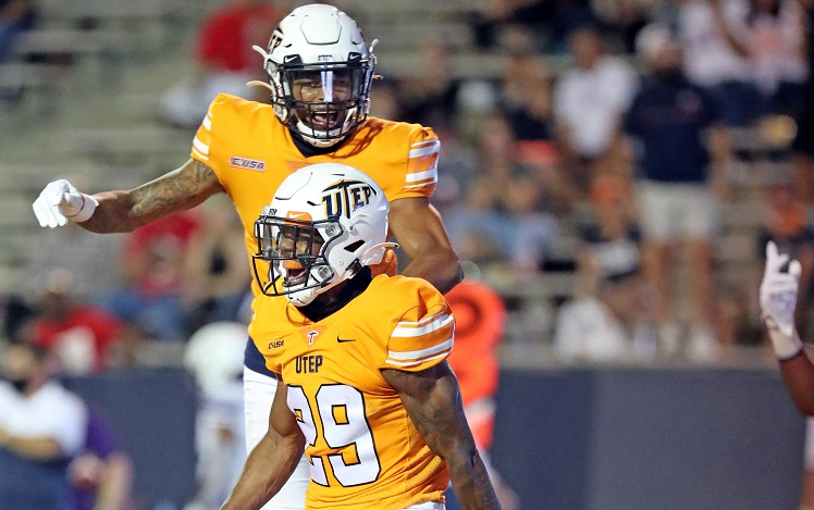 Liberty picks up a commitment from UTEP DB transfer Duron Lowe