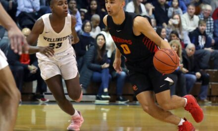 Liberty commit DJ Moore leads team to state title game