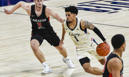 McKay once again goes grad transfer route to fill key role