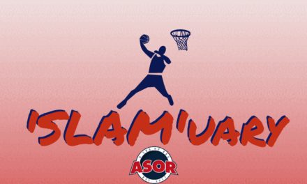 ASOR 'SLAM'uary! Vote for the best dunk in Liberty basketball history