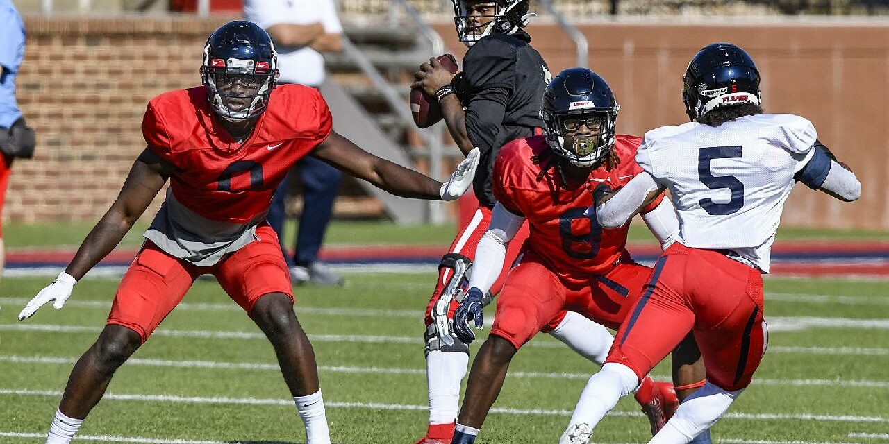Red White and Blue Spring Game Recap