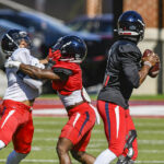 Liberty football projected depth chart following spring