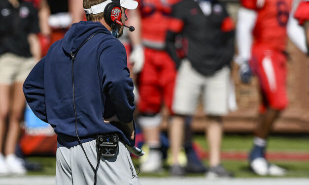 Hugh Freeze PC Quotes: Spring Practice, Yarbrough, Recruiting, NASCAR, The Masters