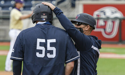 Liberty's season comes to an end in Knoxville regional final