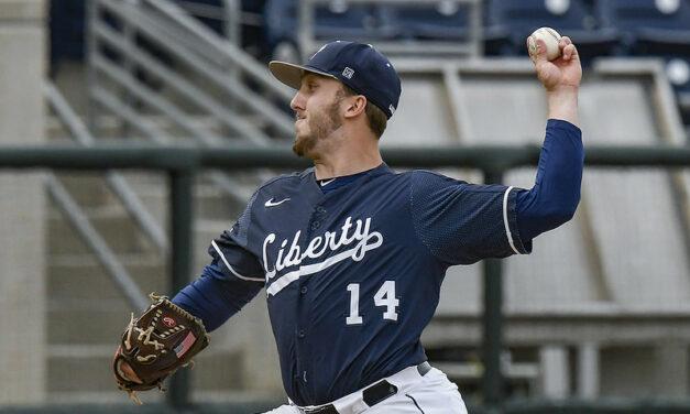 Liberty baseball makes NCAA projections