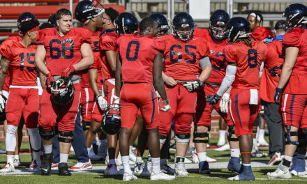 Several top prospects on campus at Liberty this week