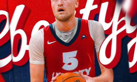Bryson Spell officially signs with Liberty