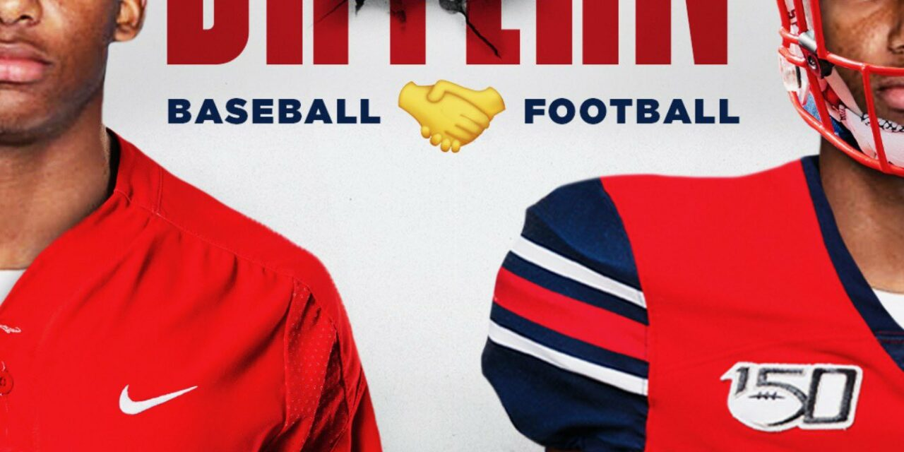 Dual Sport Athlete Brylan Green Sets Liberty Official Visit Date