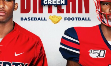 Not Just Liberty Football But Now Baseball Wants 2022 CB/CF Brylan Green
