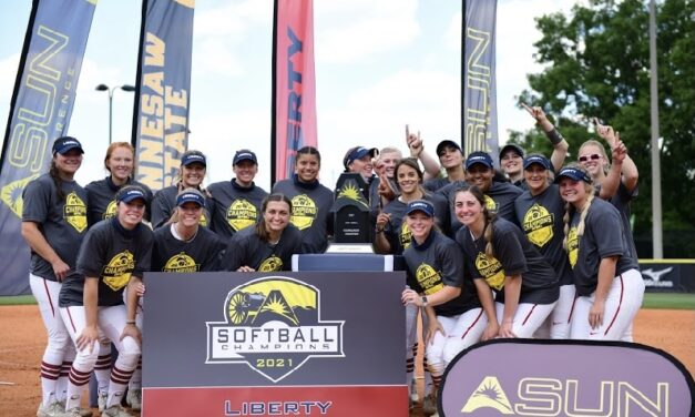 Liberty to face JMU in Knoxville Regional