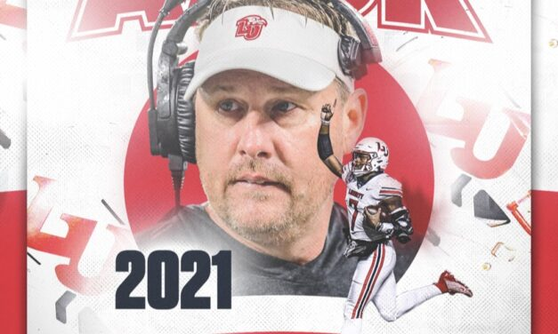 ASOR 2021 Liberty Football Preview Magazine available now!