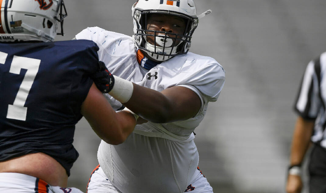Liberty picks up a commitment from Auburn DT Jay Hardy