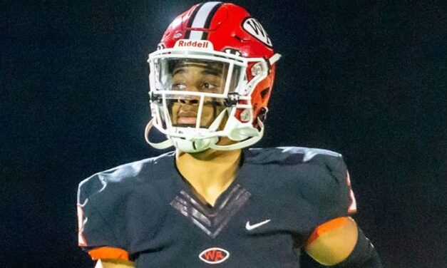 Christian Harrison has decommitted from Liberty