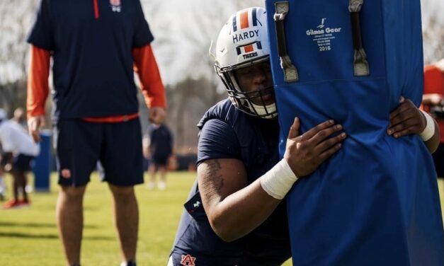 Auburn transfer Jay Hardy details his decision to commit to Liberty