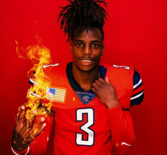 Liberty picks up a commitment from 2022 CB Antwon Jackson