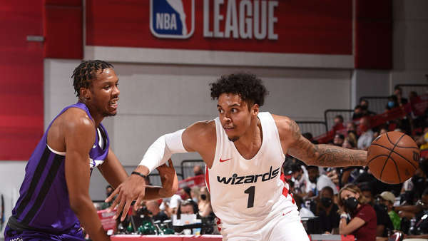 Caleb Homesley closes out impressive Summer League for Wizards