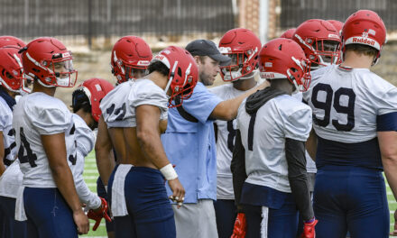 Liberty releases week 1 depth chart for Campbell