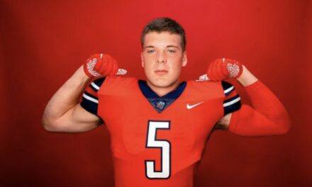 2022 TE Jake McTaggart Enjoyed Everything Liberty Has To Offer On His Unofficial Visit