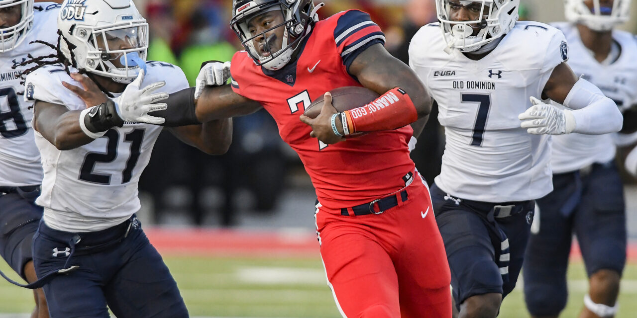 Reviewing Liberty's Win Over Old Dominion