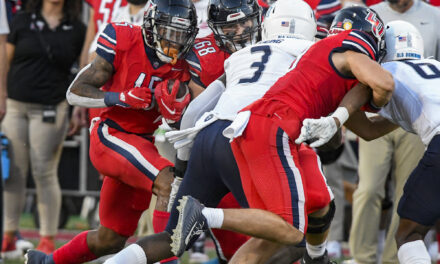 Liberty releases week 4 depth chart for Syracuse game
