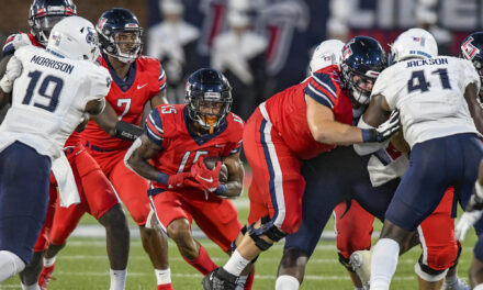 Liberty releases week 5 depth chart for UAB game