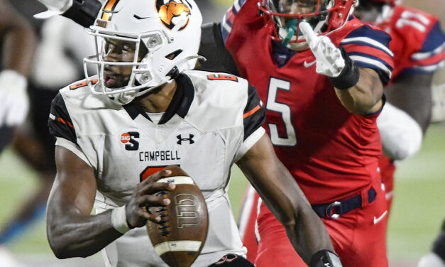 REVIEWING LIBERTY'S WIN OVER CAMPBELL