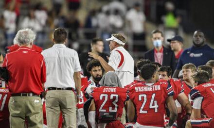 Photo Gallery: Liberty football vs Campbell