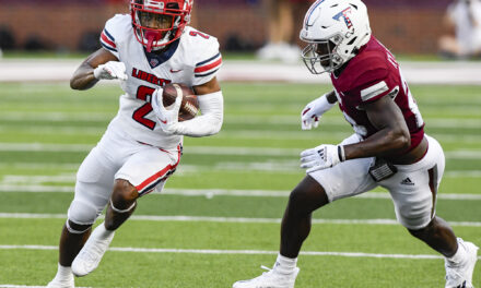 Liberty remains just outside top 25, big favorite over Old Dominion