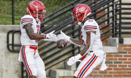 Liberty releases week 3 depth chart for Old Dominion game