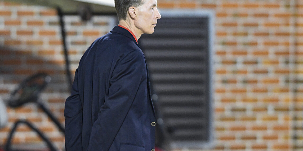 AD Ian McCaw discusses Liberty's standing amid conference realignment shuffling
