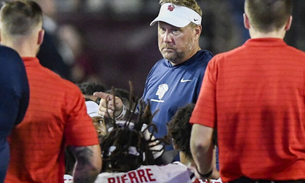 5 Things to Know from Hugh Freeze's Thursday Press Conference: ODU