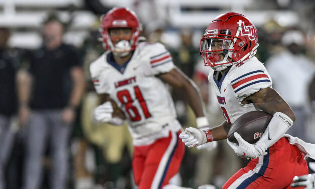"""Liberty hoping to bounce back from """"sickening"""" loss to ULM"""
